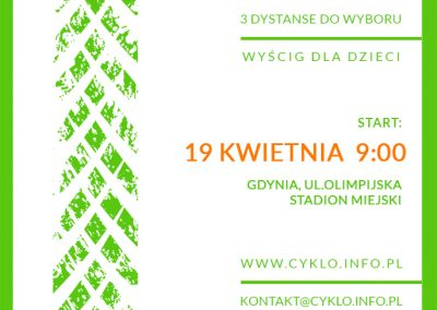 Wyniki | Cyklo Gdynia MTB 2015