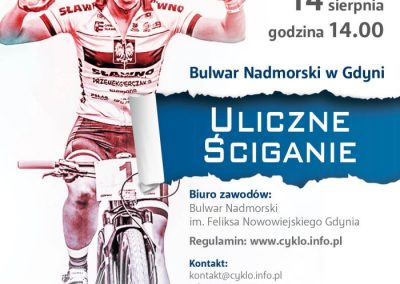 Wyniki | Cyklo Gdynia Eliminator 2016