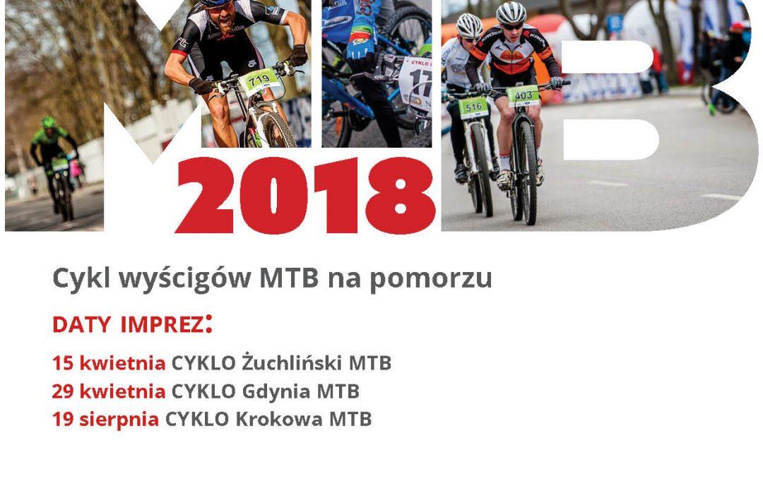 Powalcz w 3 imprezach MTB o zwycięstwo w klasyfikacji generalnej!